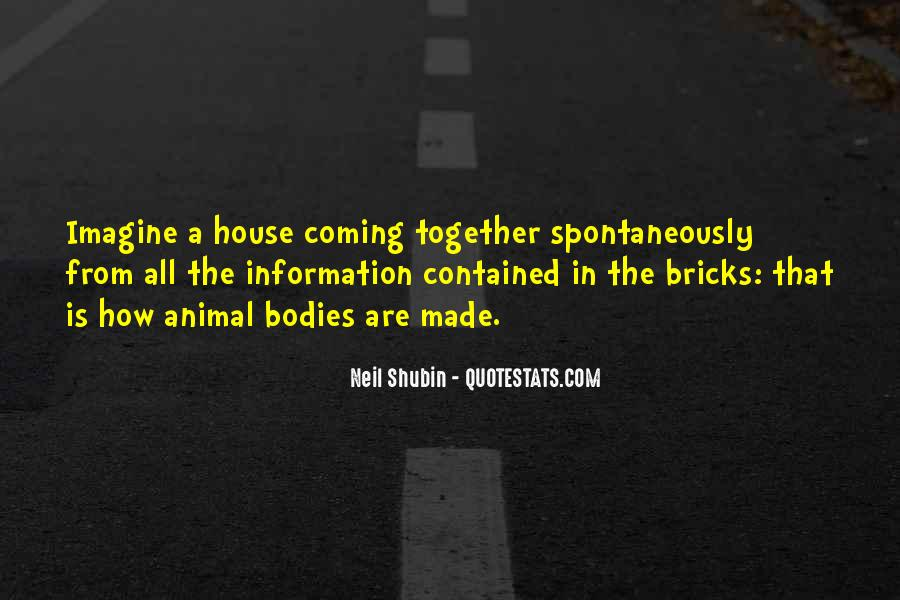 Neil Shubin Quotes #130347
