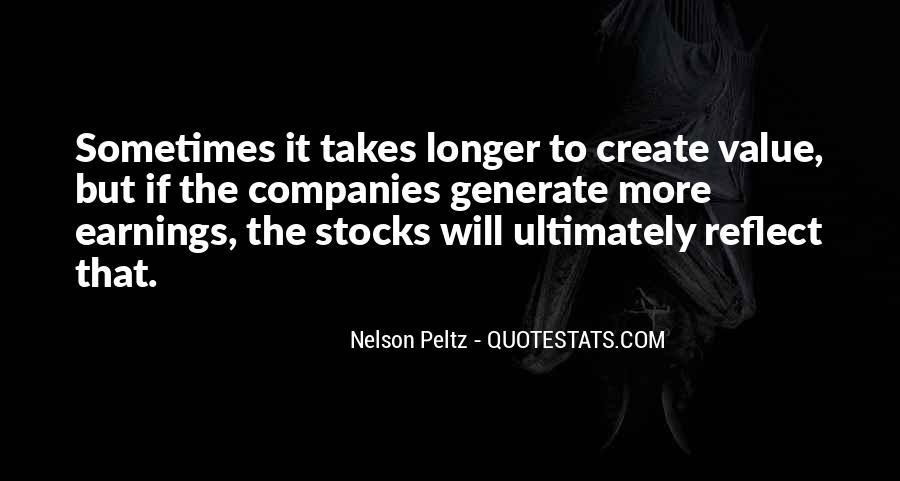 Nelson Peltz Quotes #1342010
