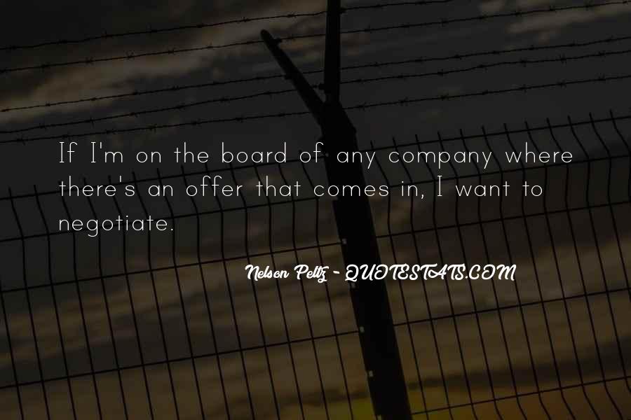 Nelson Peltz Quotes #1665990