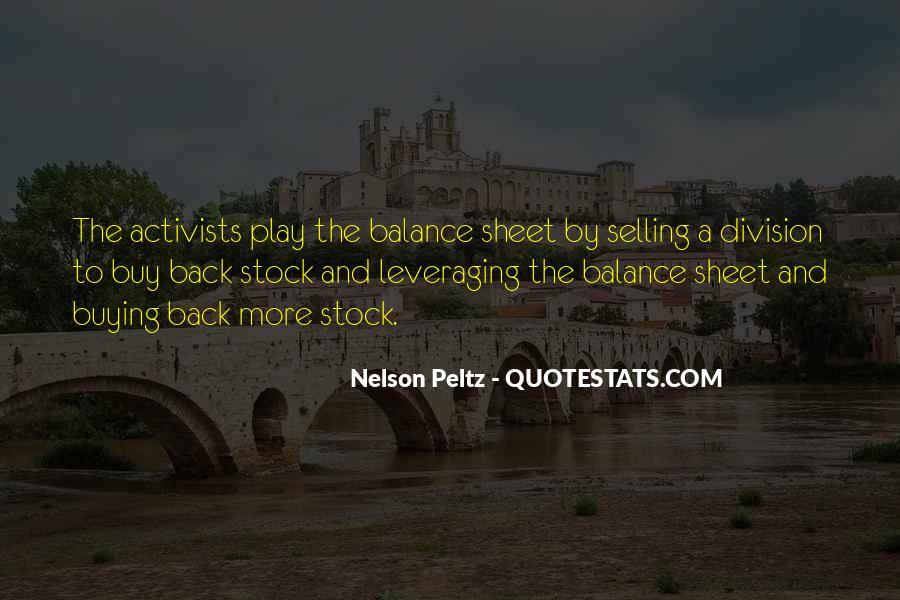 Nelson Peltz Quotes #772645