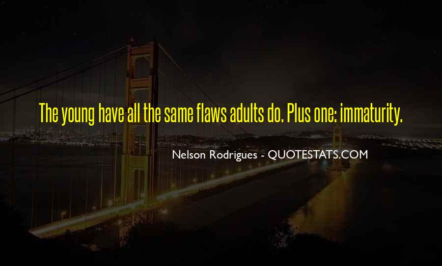 Nelson Rodrigues Quotes #1470290