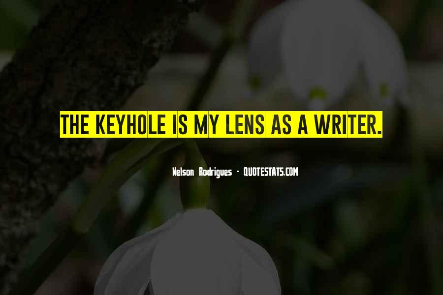 Nelson Rodrigues Quotes #407352