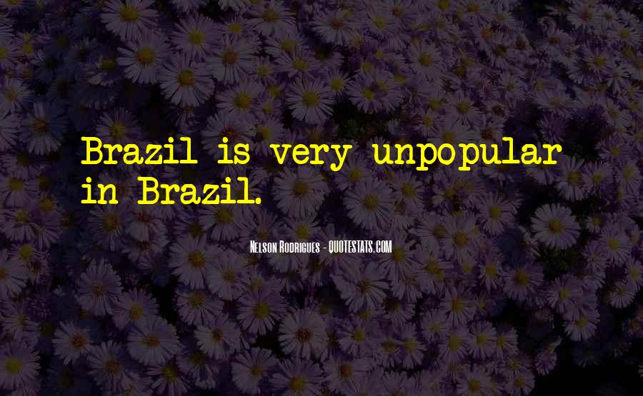 Nelson Rodrigues Quotes #688178
