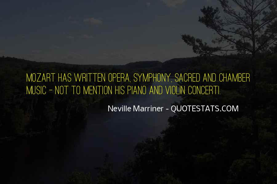 Neville Marriner Quotes #1273723
