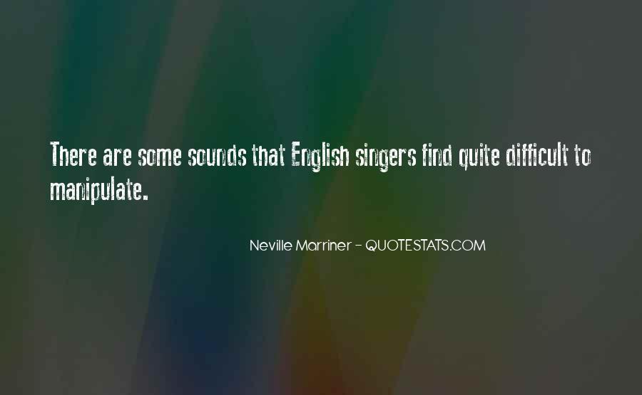 Neville Marriner Quotes #475354