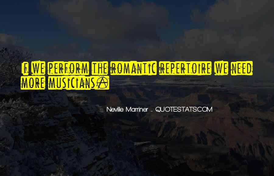 Neville Marriner Quotes #733431