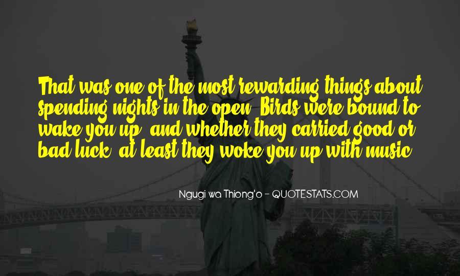 Ngugi Wa Thiong'o Quotes #1281201
