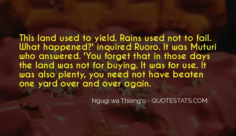 Ngugi Wa Thiong'o Quotes #317807
