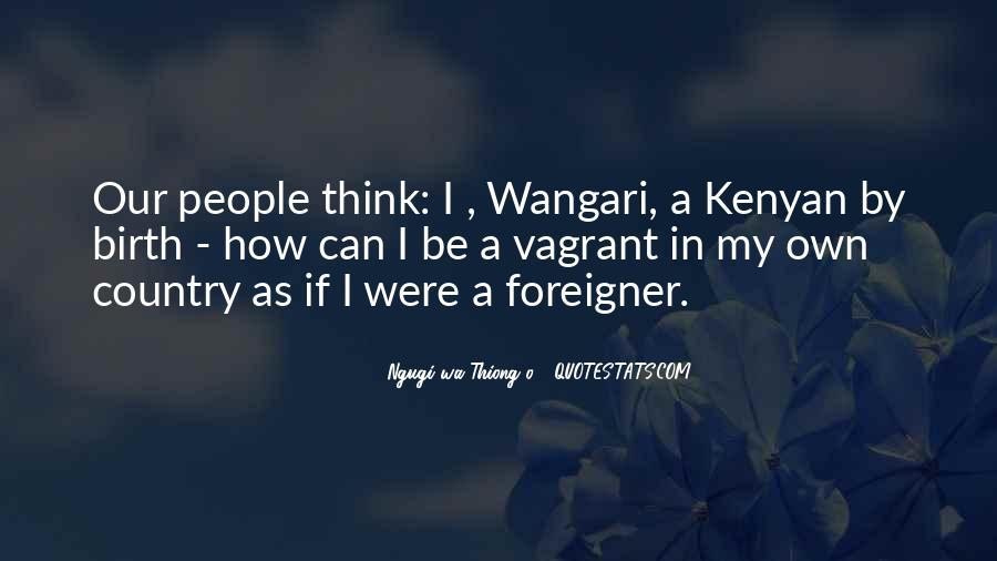 Ngugi Wa Thiong'o Quotes #323562