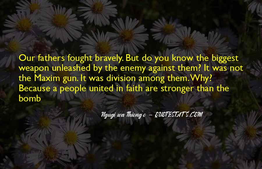 Ngugi Wa Thiong'o Quotes #749121