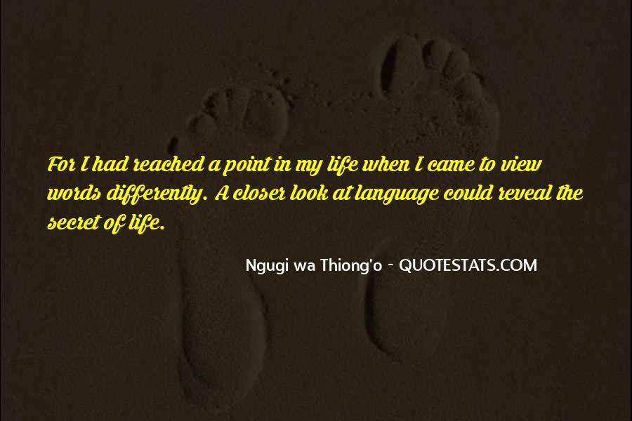 Ngugi Wa Thiong'o Quotes #822705