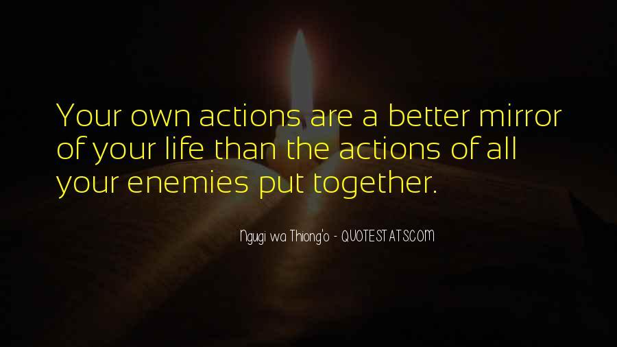 Ngugi Wa Thiong'o Quotes #934589