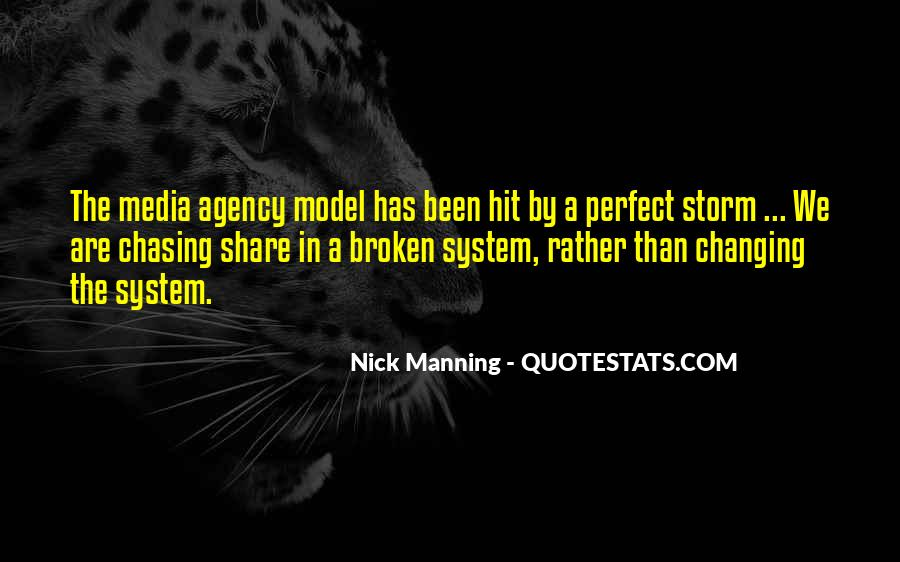 Nick Manning Quotes #1086920