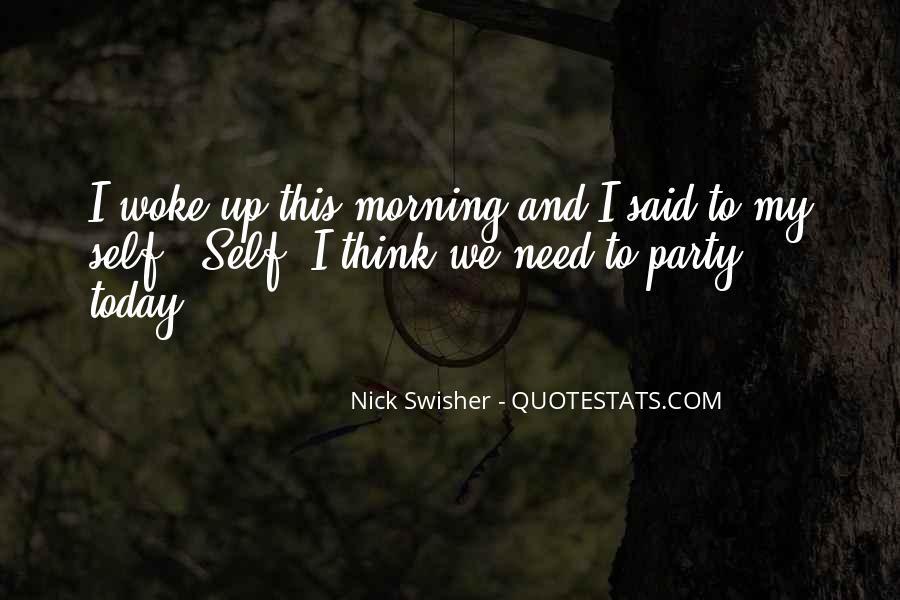 Nick Swisher Quotes #50267