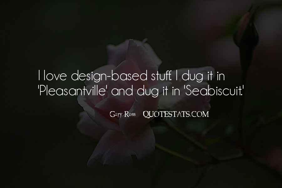 Quotes About Pleasantville #608974