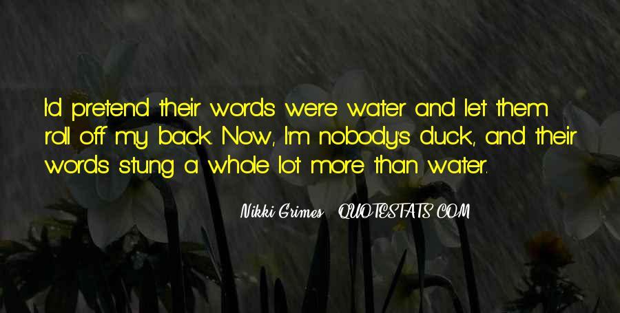 Nikki Grimes Quotes #1301536