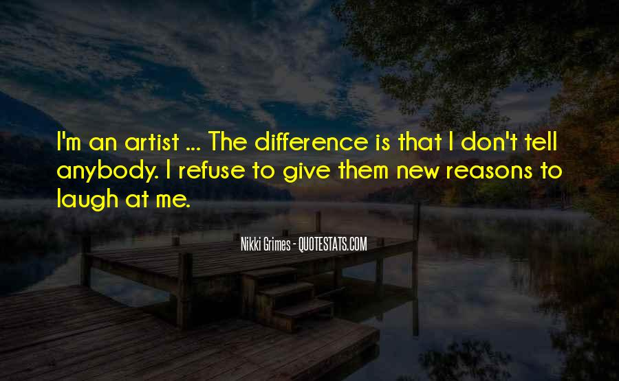 Nikki Grimes Quotes #1469484