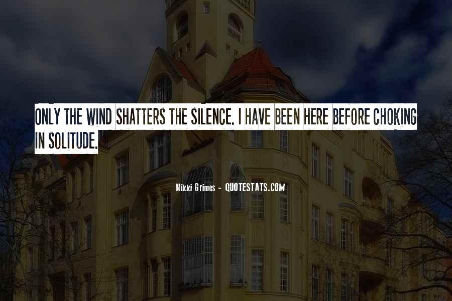 Nikki Grimes Quotes #310511