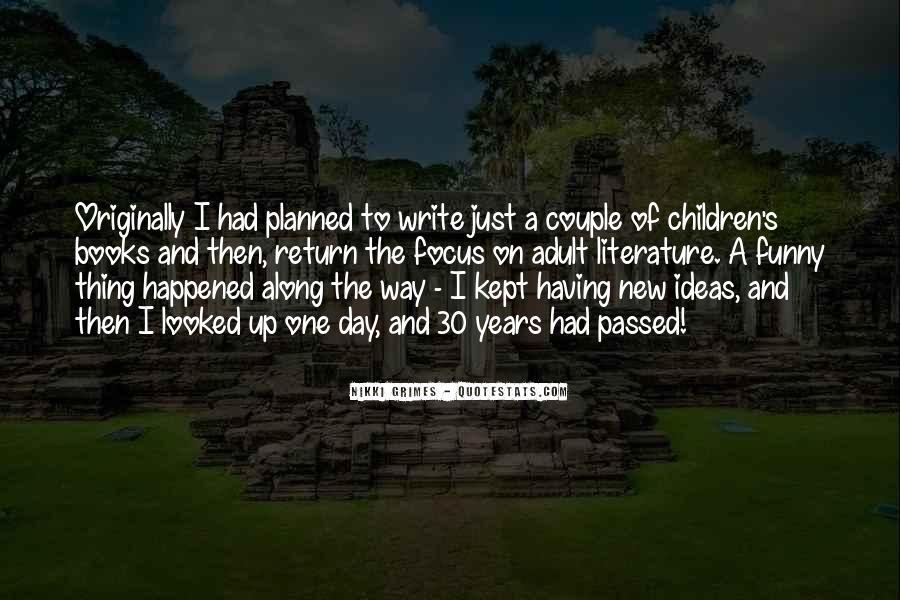 Nikki Grimes Quotes #430923