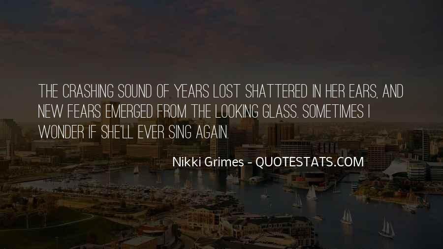 Nikki Grimes Quotes #580919