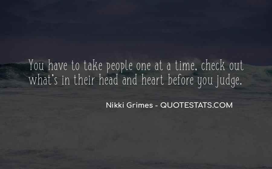 Nikki Grimes Quotes #59597