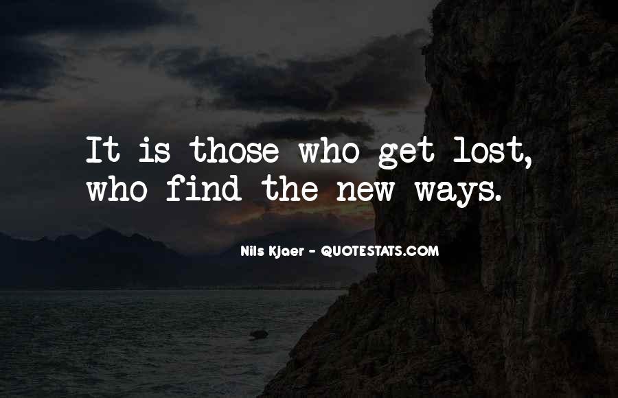 Nils Kjaer Quotes #1597640