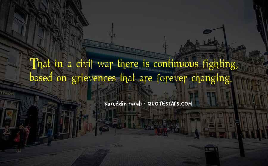 Nuruddin Farah Quotes #1689062
