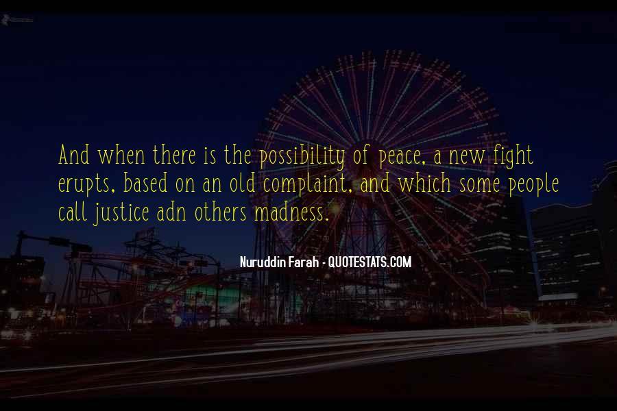 Nuruddin Farah Quotes #636030