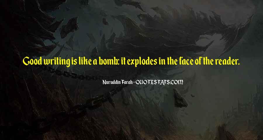 Nuruddin Farah Quotes #728182