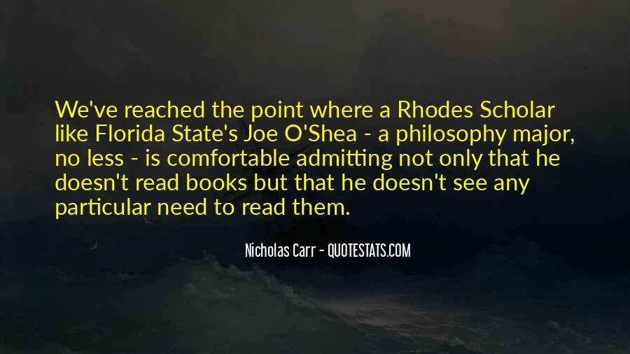 O'shea Quotes #1013337