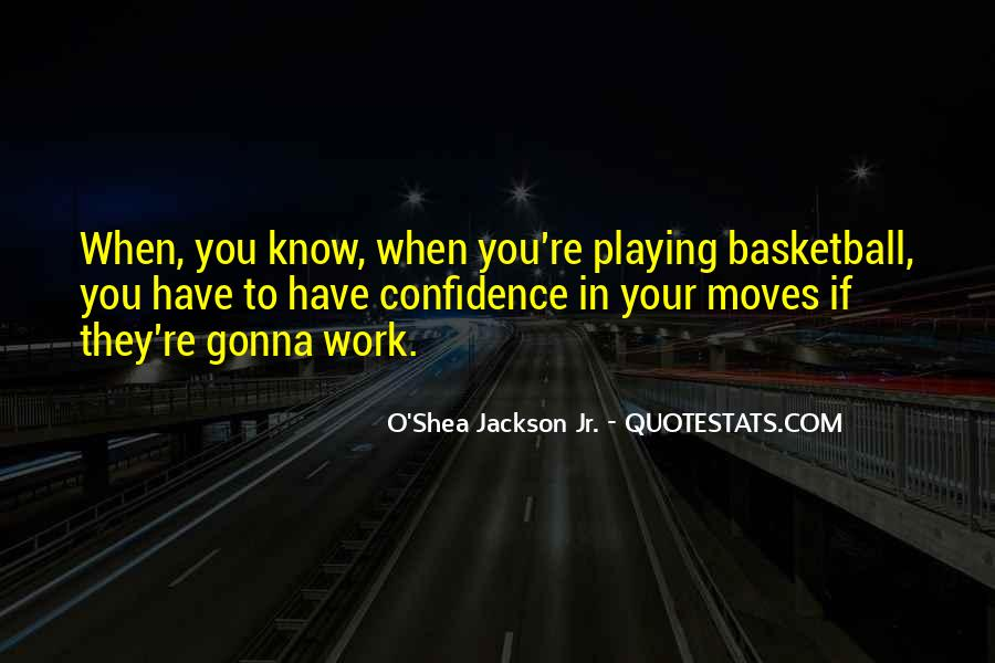O'shea Quotes #1291845