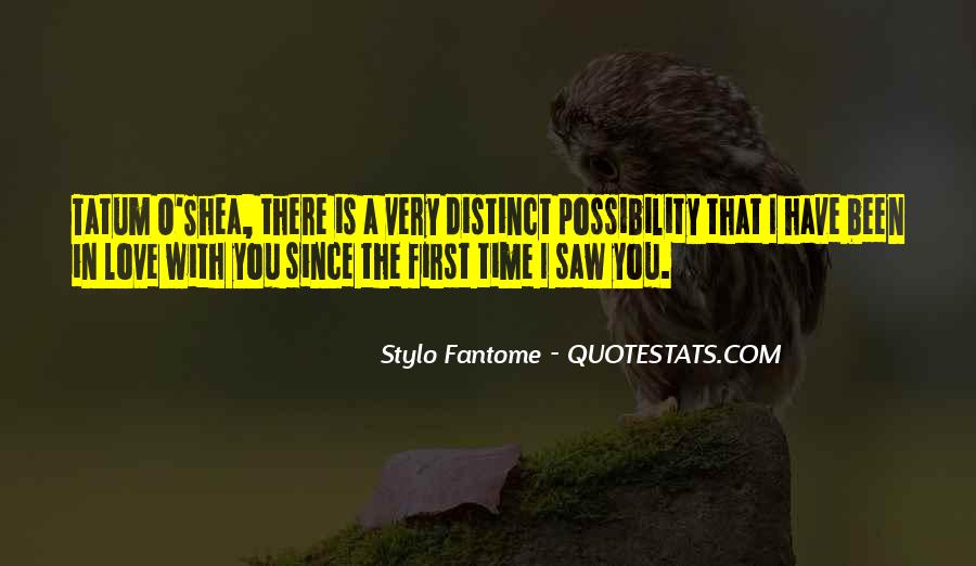 O'shea Quotes #1335863