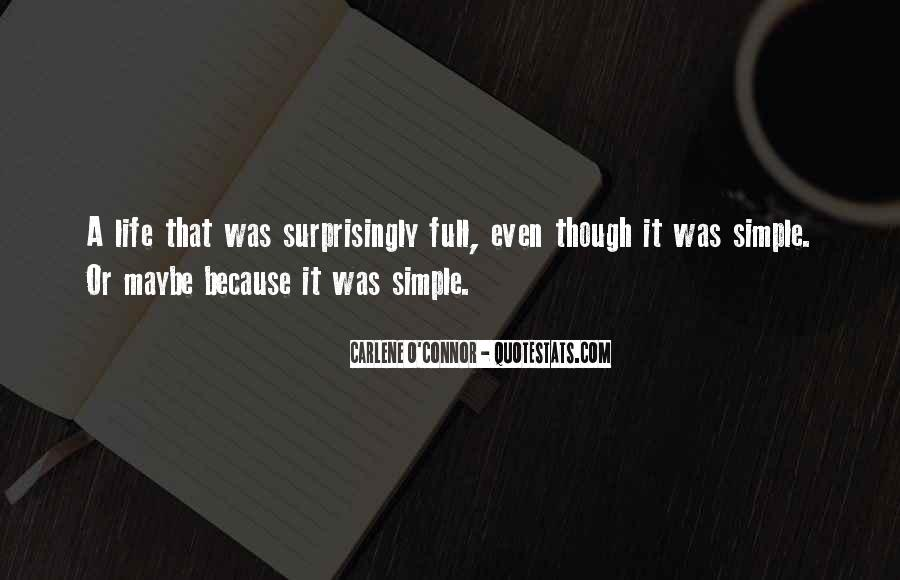 O'shea Quotes #1588