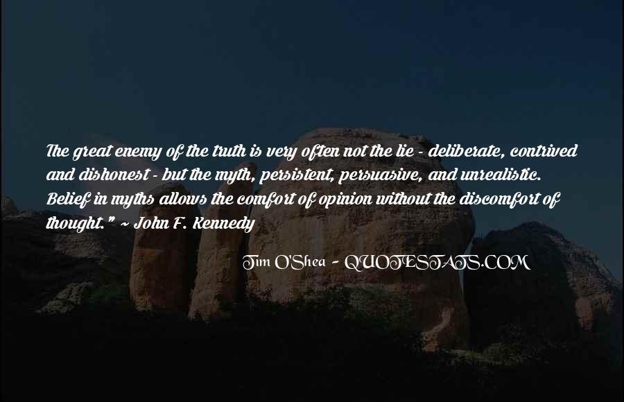O'shea Quotes #1717688