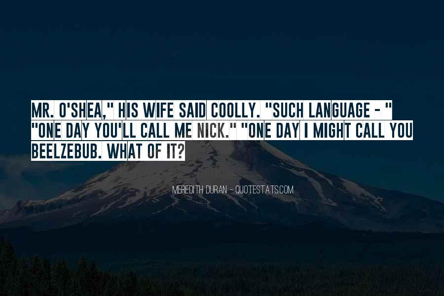 O'shea Quotes #1796752