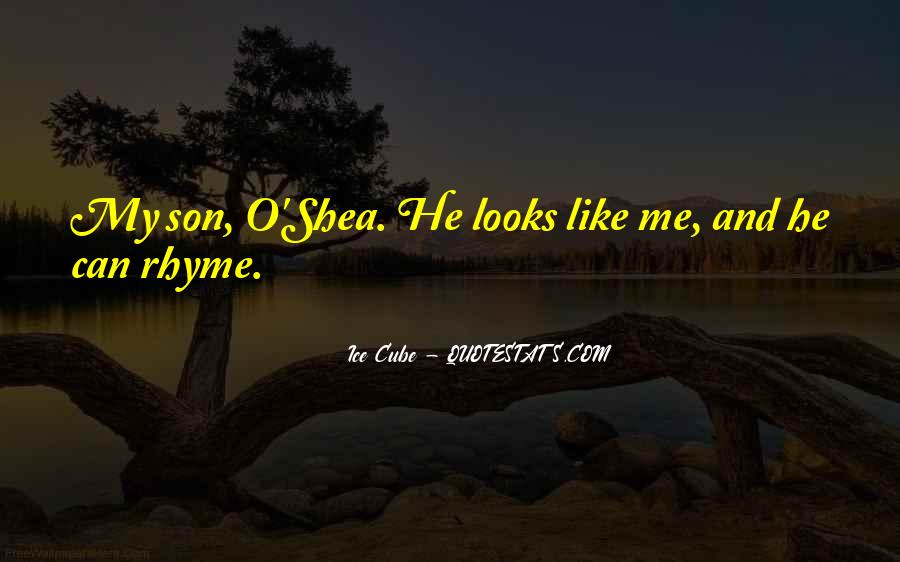 O'shea Quotes #346513