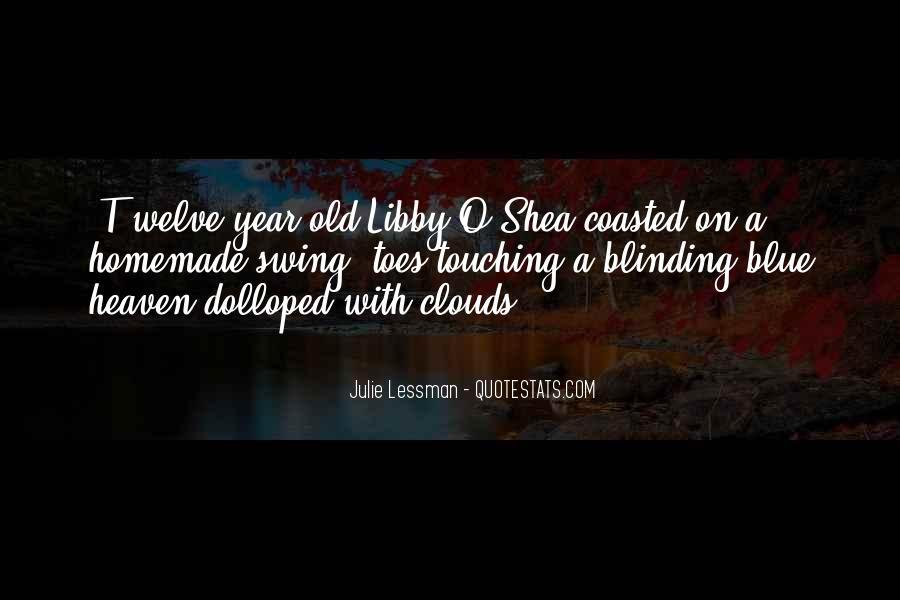 O'shea Quotes #371454