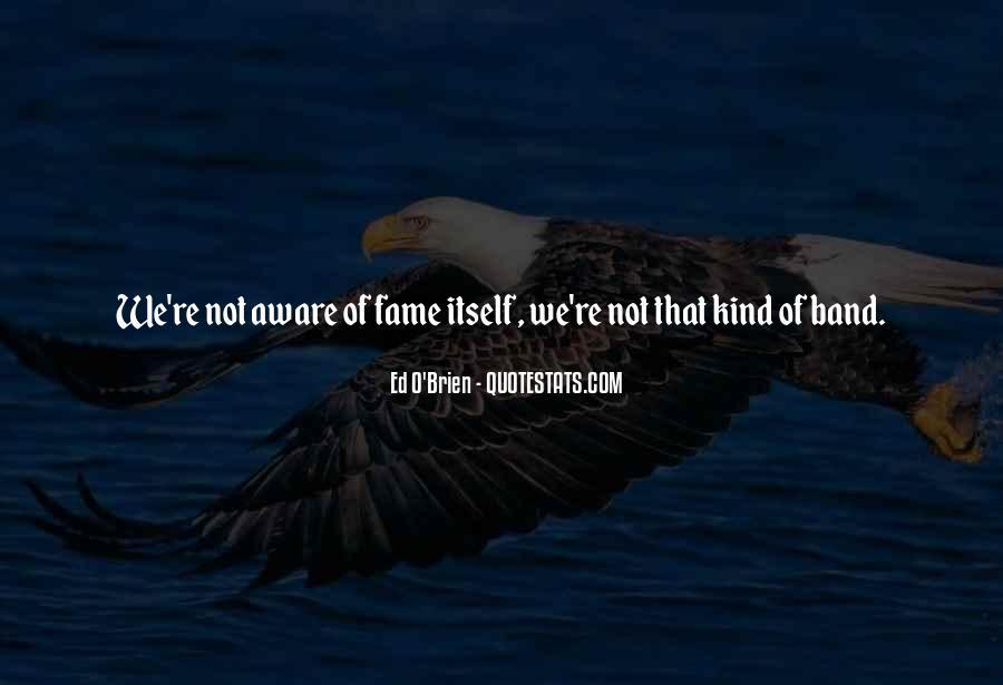 O'shea Quotes #4330