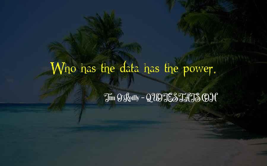 O'shea Quotes #6411