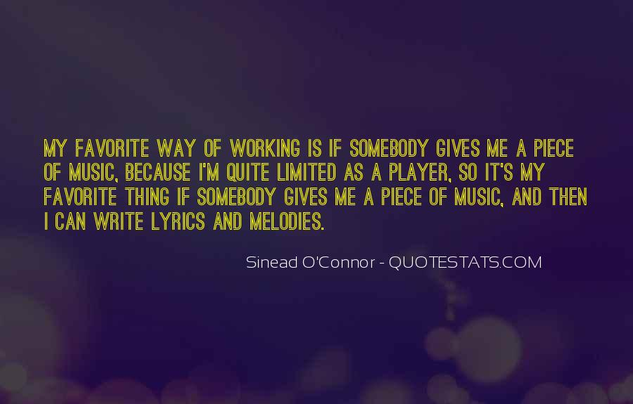 O'shea Quotes #6427