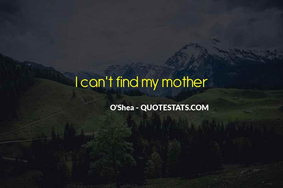 O'shea Quotes #745805