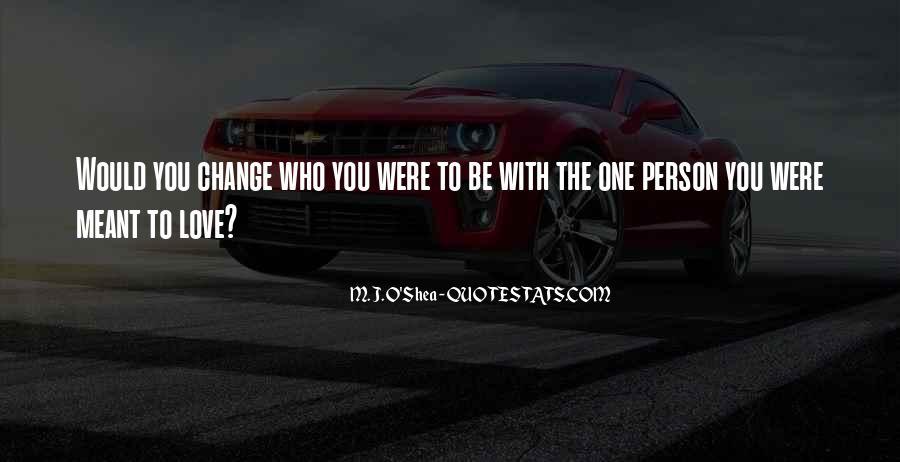 O'shea Quotes #758006