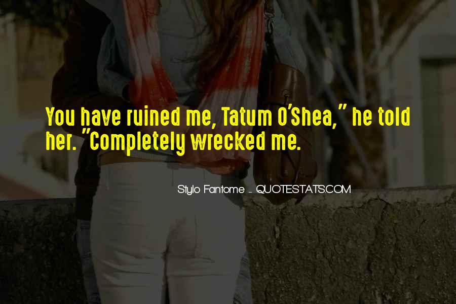 O'shea Quotes #783235