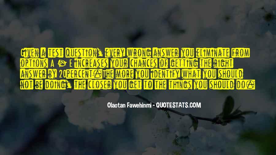 Olaotan Fawehinmi Quotes #680231