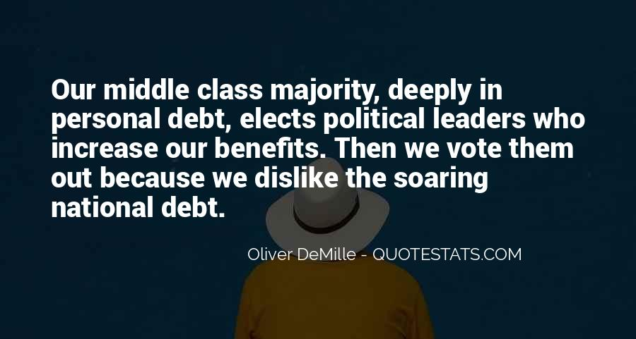 Oliver Demille Quotes #185829