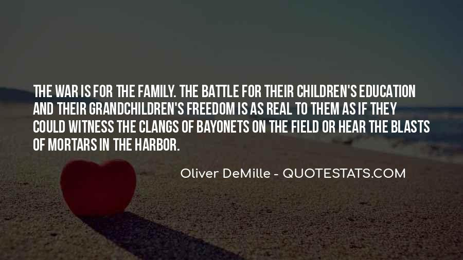 Oliver Demille Quotes #246079