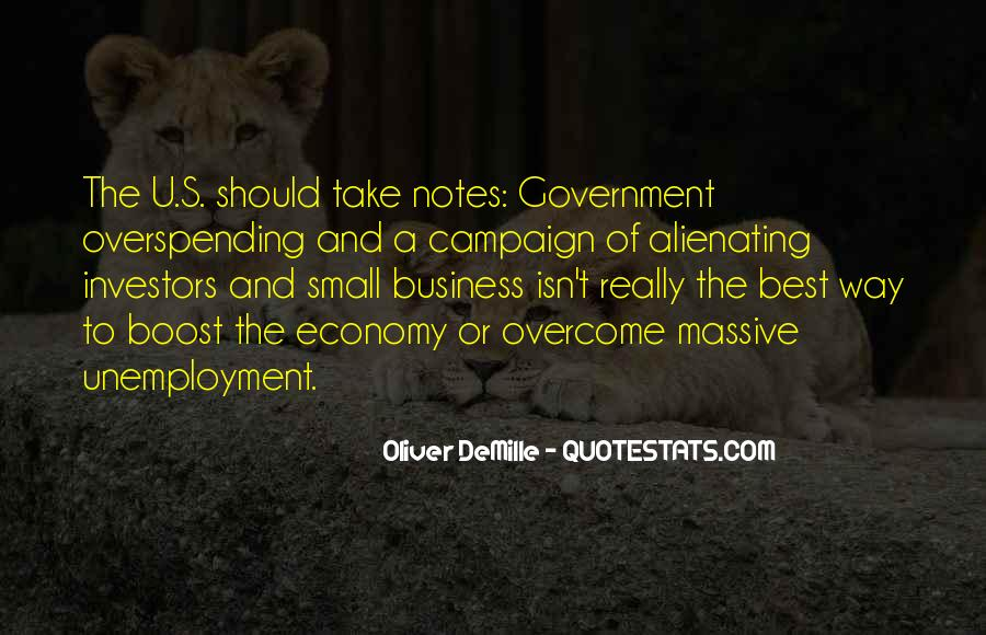 Oliver Demille Quotes #286984