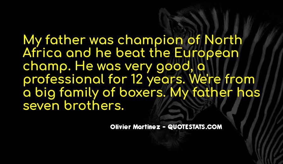 Olivier Martinez Quotes #206257