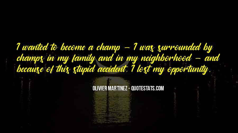 Olivier Martinez Quotes #27555