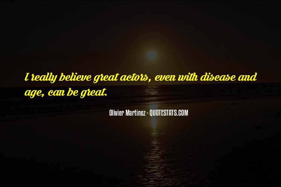 Olivier Martinez Quotes #721523